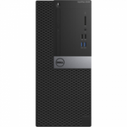 Dell OptiPlex 3040 Desktop, MT, Intel Core i3, i3-6100, Internal memory 4 GB, DDR3, HDD 500 GB, 500 GB, Tray load DVD Drive (Reads and Writes to DVD/CD), Windows 10 Pro, Warranty 36 month(s)  538,00