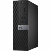 Dell OptiPlex 3040 Desktop, SFF, Intel Core i3, i3-6100, Internal memory 4 GB, DDR3L, SSD 128 GB, Intel HD, DVD-RW Drive (Reads and Writes to DVD/CD), Keyboard language English, Linux, Warranty 36 month(s)  436,00