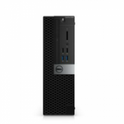 Dell OptiPlex 3040 Desktop, SFF, Intel Core i5, i5-6500, Internal memory 4 GB, DDR3, HDD 500 GB, Intel HD, Tray load DVD Drive (Reads and Writes to DVD/CD), Keyboard language English, Linux, Warranty 36 month(s), Single, Hot-plug  507,00