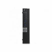 Dell OptiPlex 3046 Desktop, Micro, Intel Core i3, i3-6100T, Internal memory 4 GB, DDR4, HDD 500 GB, Intel HD, No Optical drive, Keyboard language English, Linux  412,00