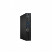 Dell OptiPlex 3050 Desktop, Micro, Intel Core i3, i3-7100T, Internal memory 4 GB, DDR4, HDD 500 GB, Intel HD, Keyboard language English, Windows 10 Pro, Warranty Basic Next Business Day 36 month(s)  537,00