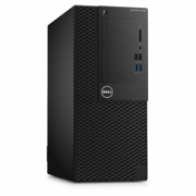 Dell OptiPlex 3050 Desktop, MT, Intel Core i3, i3-7100, Internal memory 4 GB, DDR4, HDD 500 GB, Intel HD, DVD-RW Drive (Reads and Writes to DVD/CD), Keyboard language English, Windows 10 Pro, Warranty Basic Next Business Day 36 month(s)  532,00