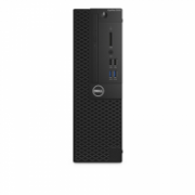 Dell OptiPlex 3050 Desktop, SFF, Intel Core i5, i5-7500, Internal memory 8 GB, DDR4, HDD 500 GB, Intel HD, Tray load DVD Drive (Reads and Writes to DVD/CD), Keyboard language English, Linux, Warranty Basic Next Business Day 36 month(s)  586,00