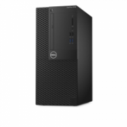 Dell OptiPlex 3050 Desktop, Tower, Intel Core i5, i5-7500, Internal memory 8 GB, DDR4, HDD 1000 GB, Intel HD, DVD+/-RW Bezel, Keyboard language English, Linux, Warranty Basic Next Business Day 36 month(s)  599,00