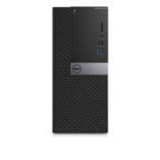 Dell OptiPlex 5040 Desktop, MT, Intel Core i3, i3-6100, Internal memory 4 GB, DDR3, HDD 500 GB, 500 GB, Intel HD Graphics 530, Tray load DVD Drive (Reads and Writes to DVD/CD), Keyboard language English, Linux, Warranty 36 month(s)  492,00