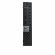 Dell Optiplex 5050 Desktop, Micro, Intel Core i3, i3-7100T, Internal memory 4 GB, DDR4, SSD 128 GB, Intel HD, Keyboard language English, Windows 10 Pro, Warranty Basic Next Business Day 36 month(s)  560,00