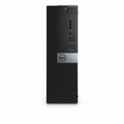 Dell Optiplex 5050 Desktop, SFF, Intel Core i5, i5-7500, Internal memory 4 GB, DDR4, HDD 500 GB, Intel HD, Tray load DVD Drive (Reads and Writes to DVD/CD), Keyboard language English, Windows 10 Pro, Warranty Basic Next Business Day 36 month(s)  751,00