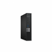 Dell OptiPlex 7050 Desktop, Micro, Intel Core i5, i5-7500, Internal memory 8 GB, DDR4, SSD 256 GB, Keyboard language English, Windows 10 Pro, Warranty Basic Next Business Day 36 month(s)  728,00