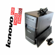 Lenovo Essential H535 Desktop, Tower, AMD, A8 5500, Internal memory 4 GB, DDR3, HDD 500 GB, Radeon HD Graphics, Keyboard language Russian, DOS, Warranty 12 month(s)  249,00