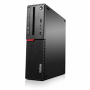 Lenovo ThinkCentre M700 Desktop, SFF, Intel Core i3, i3-6100, Internal memory 4 GB, DDR4, HDD 500 GB, 500 GB, Intel HD Graphics 530, No, Super Multi-Burner DVD±RW, Keyboard language English, Windows 10 Pro, Warranty 36 month(s)  607,00