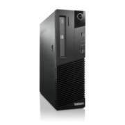 Lenovo ThinkCentre M93P SFF, Intel Core i5, i5-4590, Internal memory 8 GB, DDR3, SSD 192 GB, SSD, Intel HD Graphics, DVD-ROM/DVD Recordable, Windows 7 Pro, Warranty 36 month(s)  573,00