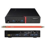 ThinkCentre M700 TINY/i3-6100T/4GB RAM/128GB SSD/W10P/US KB/3YW  567,00
