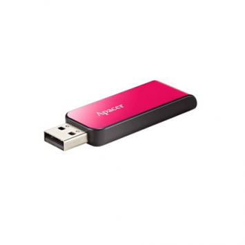APACER USB2.0 Flash Drive AH334 16GB Pink RP