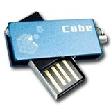 GOODRAM 8GB USB 2.0 GOODDRIVE Cube  32,00