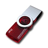 KINGSTON 8GB USB 2.0 DataTraveler 101 Gen 2 Red  30,00