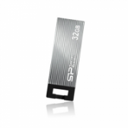 SILICON POWER 4GB, USB 2.0 FLASH DRIVE TOUCH 835, Iron Gray  10,00