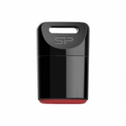 Silicon Power Touch T06 8 GB, USB 2.0, Black  8,00