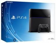 PlayStation 4 500GB US + EU Plug  1.334,00
