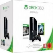 Xbox 360 250GB + Halo 4 + Tomb Raider (Token)  747,00
