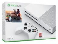 Xbox One S 500GB + Battlefield 1 + 1m EA Access  328,00