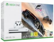 Xbox One S 500GB + Forza Horizon 3  314,00
