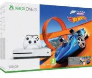 Xbox One S 500GB + Forza Horizon 3 + Hot Wheels  267,00