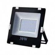 ART External lamp LED 30W,SMD,IP65, AC80-265V,black, 6500K-CW  10,00