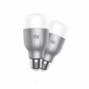Xiaomi GPX4025GL Smart Bulb 2-Pack White and Color  35,00