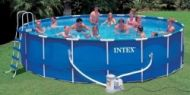 Baseinas INTEX Metal Frame 549 x 122 cm  649,00