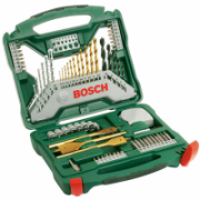 Bosch Titanium Accessory Set 70 pc(s)  47,00