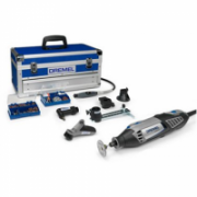 Dremel 4000 Series High Performance Platinum Edition Rotary Tool Kit with 128 Accessories  167,00