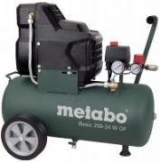 Kompresorius METABO Basic 250-24 W OF  225,00