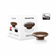 Fibaro The Button Z-Wave, Brown  53,00