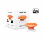 Fibaro The Button Z-Wave, Orange  52,00