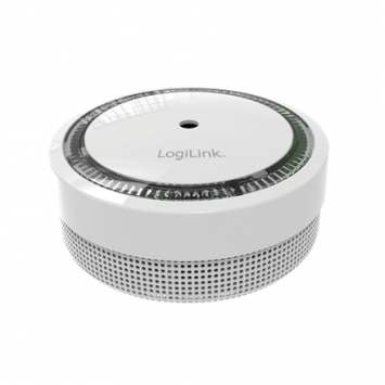 Logilink SC0008 Mini smoke detector with VdS approval White