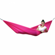 Amazonas Travel Set pink Travel Hammock, 275x140 cm, 120 kg  41,00