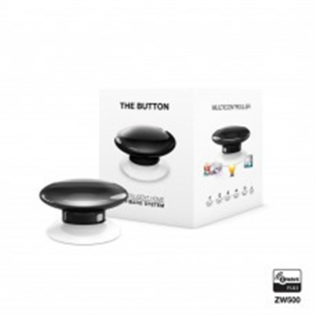 Fibaro The Button Z-Wave, Black