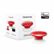 Fibaro The Button Z-Wave, Red  39,00