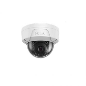 Hikvision HiLook IP Camera IPC-D120H F2.8 Dome, 2 MP, 2.8mm/F2.0, Power over Ethernet (PoE), IP67, IK10, H.265+/H.264+