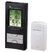 HAMA WEATHERSTATION EWS-165, BLACK  29,00