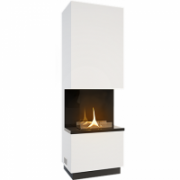 Tenderflame Fireplace Blues 180 Diameter 60 cm, 180 cm, 1000 ml, Burning time about 3.5 hours, White, black  1379,90