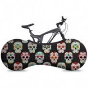 VELOSOCK Indoor bike cover Skulls  49,00