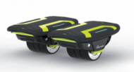ELECTRIC ROLLERS  Skymaster SKYSHOES LIME GREEN  206,00