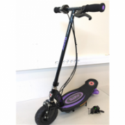 SALE OUT. Razor E100 Electric Scooter - Purple REFURBISHED; USED; SCRATCHED; WITHOUT ORIGINAL PACKAGING Razor 3 month(s),  118,00