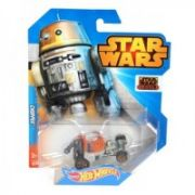 HOT WHEELS SW Car Heroes  9,00