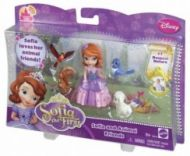 Mattel Disney Sofia the First and her animals, doll with figurines  15,00