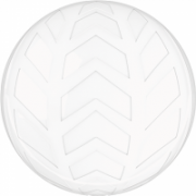 Sphero Turbo Cover Clear, Rubber  16,00