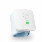 iHealth Wrist Blood Pressure Monitor BP7S Wireless, Blood pressure readings are stored on the secure, free, HIPAA compliant iHealth Cloud. Monitor blood pressure and pulse trends with intuitive charts and share data with your doctor in PDF or spreadsheet   54,00