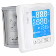 Terraillon Weight 121 g g, White, Wrist blood pressure monitor, Calculation of blood pressure (systolic and diastolic), Calculation of heart rate  29,00
