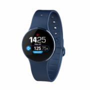 MyKronoz Zecircle 2 70 mAh, Touchscreen, Bluetooth, Touchscreen, Waterproof, Smartwatch, Blue,  56,00
